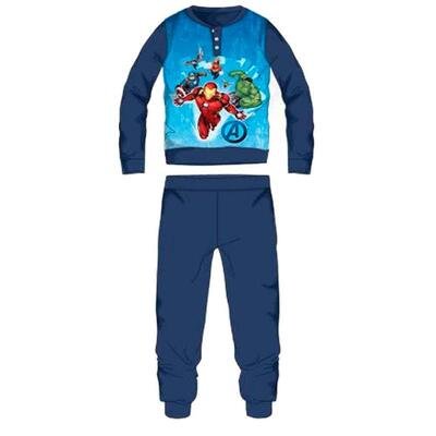 Marvel Avengers Pyjamas Navy