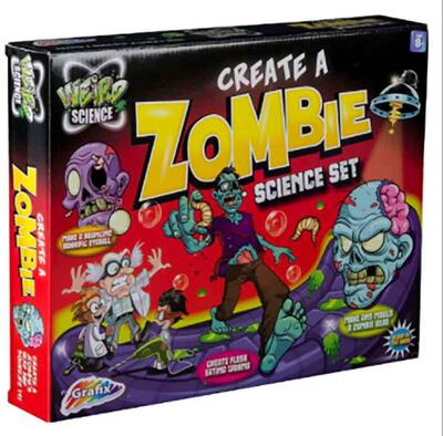Create a Zombie Science Set