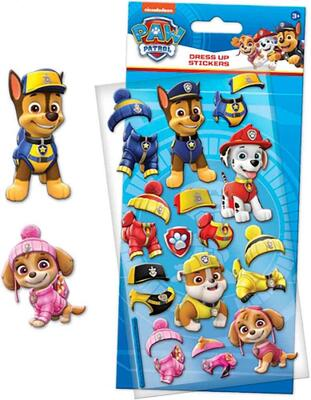 Paw Patrol Dress Up Sticker Pack