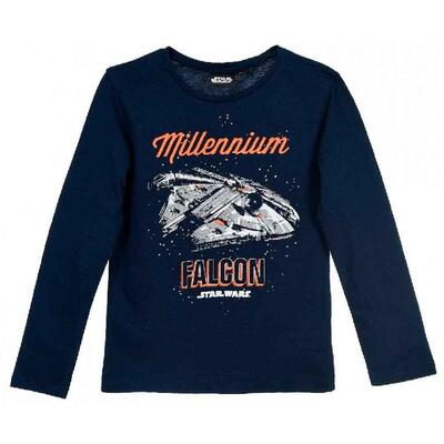 Star Wars Bluse Navy Falcon