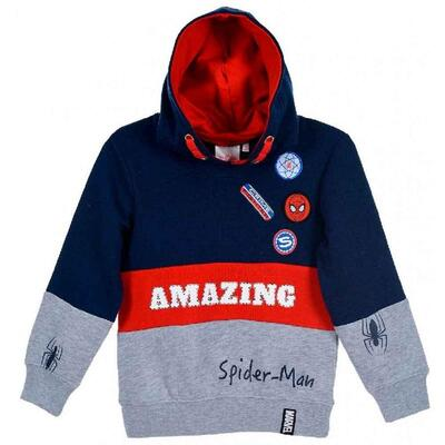 Spiderman Hættetrøje Amazing Navy
