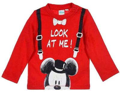 Mickey Mouse T-Shirt Look at Me