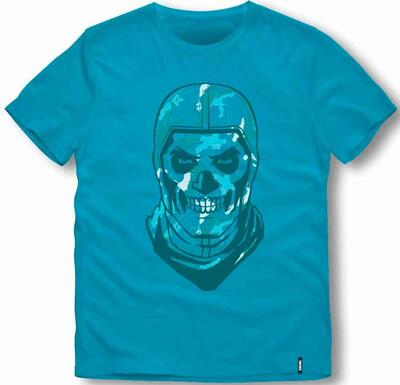 Fortnite Kortærmet T-shirt Skulle Trooper