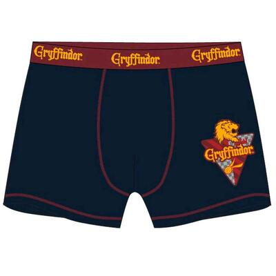 Harry Potter Boxer Gryffindor Navy