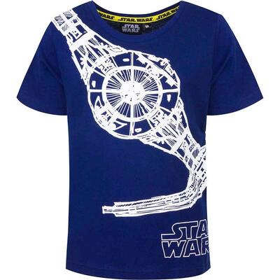 Star Wars T-Shirt Navy To Rule The Galaxy