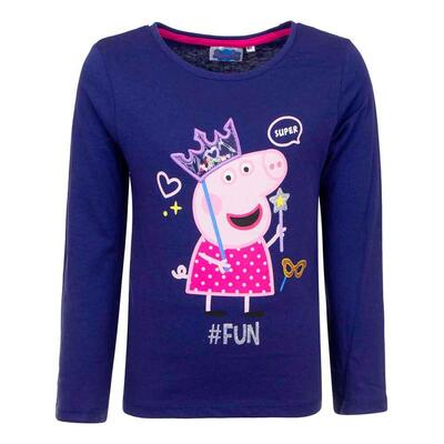 Gurli Gris LS T-shirt Lilla Super Fun