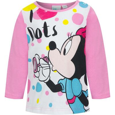 Minnie Mouse T-Shirt I Love Dots