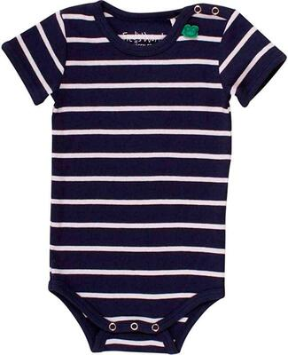 Freds World Kort Body Navy Hvid