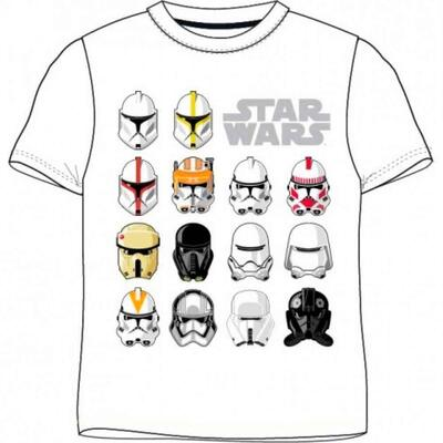 Star Wars T-Shirt Clone Trooper Helmet