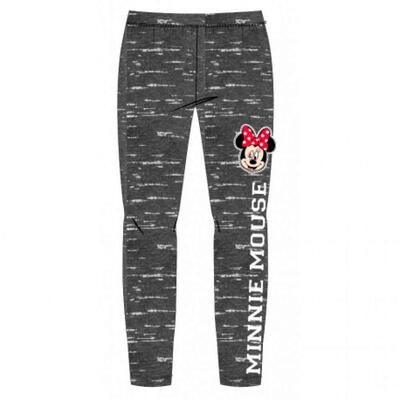 Minnie Mouse Leggings Grå