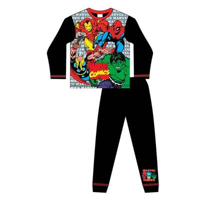 Marvel Comics Avengers Pyjamas