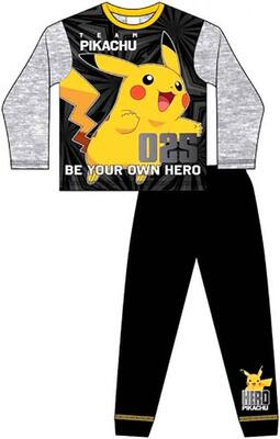 Pokemon Pikachu Pyjamas be You own Hero