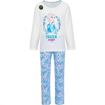 Disney Frost Pyjamas Blå Glow in the Dark