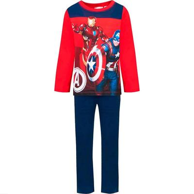 Avengers Pyjamas Rød Hero Tonight