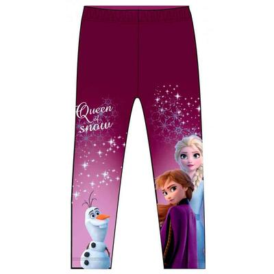 Disney Frost Leggings Dark Pink