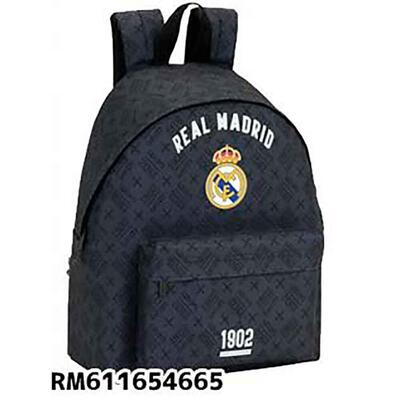 Real Madrid Rygsæk Sort