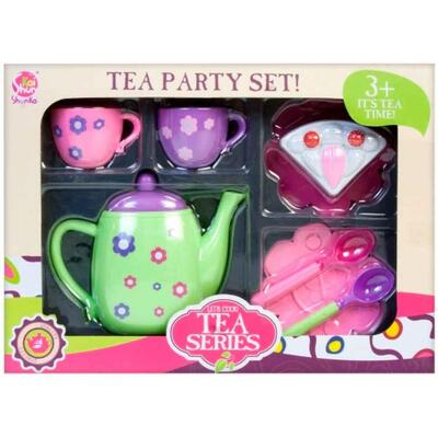 Tea Party Set Mega Creative