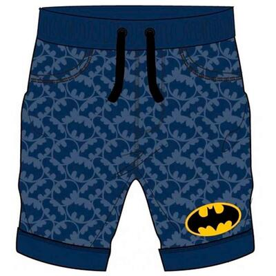 Batman Shorts All-over Logo Navy