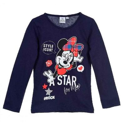 Disney Minnie Langærmet T-Shirt A Star