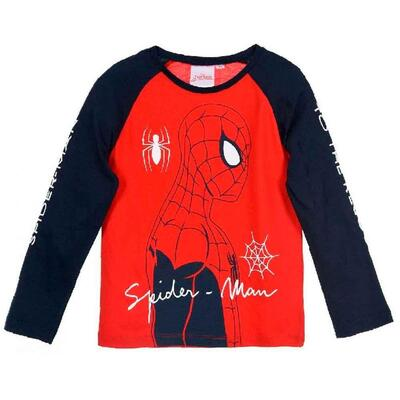 Spiderman Bluse To The Rescue