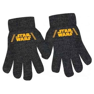 Star Wars Fingervanter Grå One Size