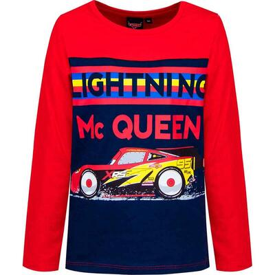 Disney Cars T-Shirt Lightning McQueen