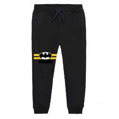 Batman Joggingbukser Sort