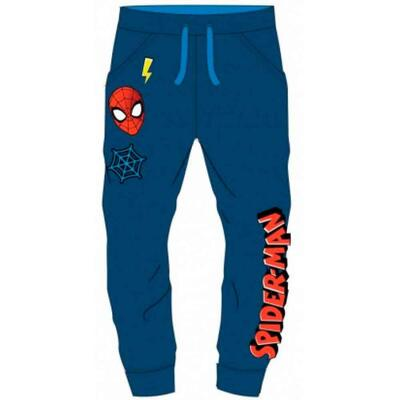 Marvel Spiderman Joggingbukser Navy