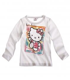 Hello Kitty t-shirt hvid