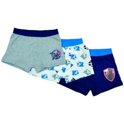 Dragons Club Boxershorts 3-Pak