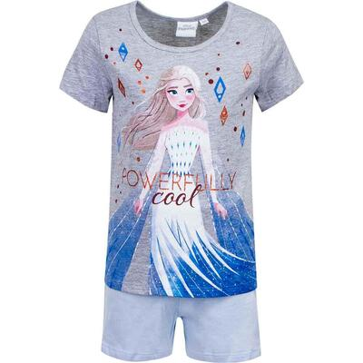 Disney Frost Kort Pyjamas Powerfully Cool