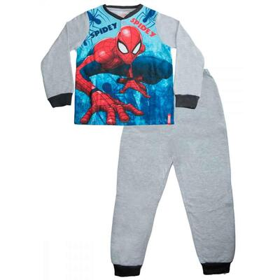 Spiderman Pyjamas Grå Spidey