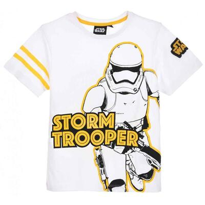Star Wars Kort T-Shirt Storm Trooper