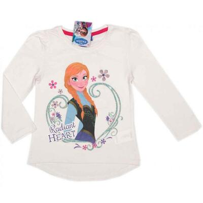 Disney Frost T-Shirt Hvid Radiant Heart