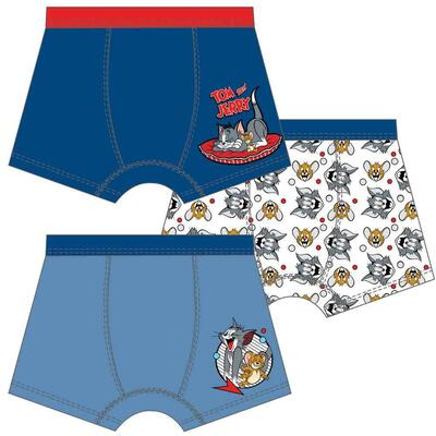Tom og Jerry Boxershorts Retro 3-Pak