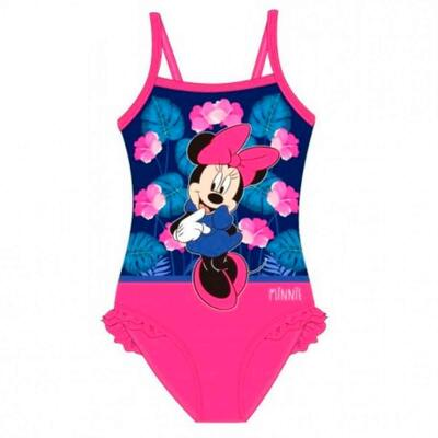 Minnie Mouse Badedragt Flowers