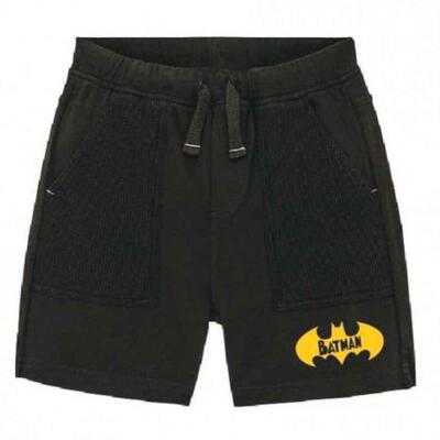 Batman Shorts Sort med Logo