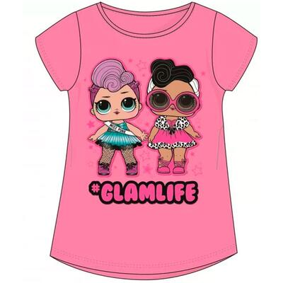 LOL Surprise T-Shirt Kort Glamlife