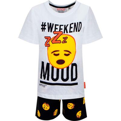 Emoji Sommer Pyjamas Weekend Mood