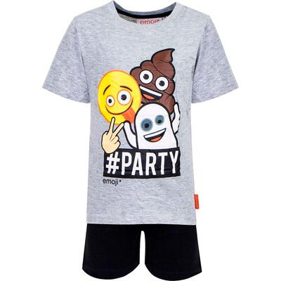 Emoji Kort Pyjamas Party