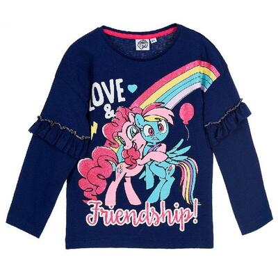My Little Pony Langærmet T-Shirt Lilla
