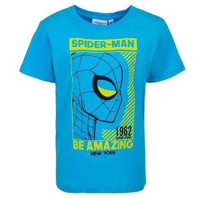 Spiderman Kortærmet T-Shirt Be Amazing