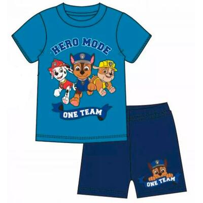 Paw Patrol Sommer Pyjamas Hero Mode