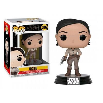 Funko Pop Skywalker Rose Star Wars 316