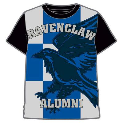 Harry Potter Kortærmet T-shirt Ravenclaw