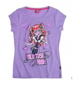 Monster High t-shirt lilla - Operetta